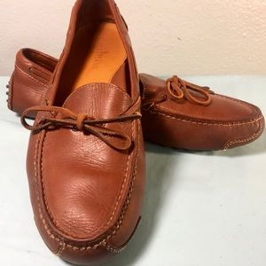 Cole Haan Gunnison leather driving loafer ECU!